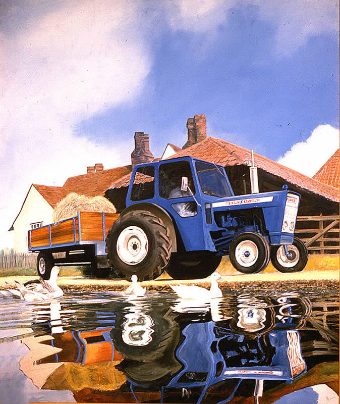 Show Tractor